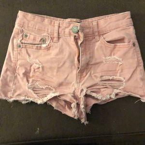 Women's 00 shorts